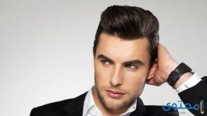 طرق تنعيم الشعر الخشن للرجال