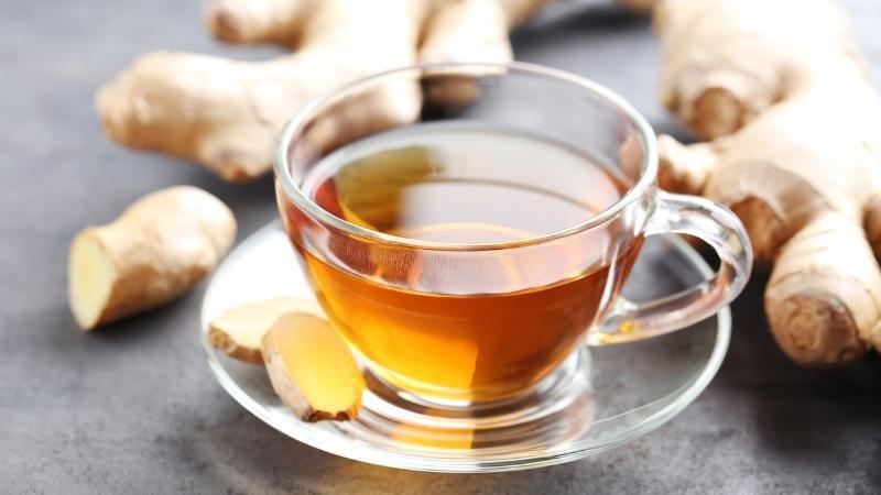 اضرار و اثار تناول الشاي الاخضر مع الزنجبيل